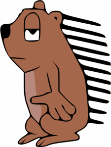 Clip Art Porcupine Clipart porcupine clip art at clker com vector online royalty art