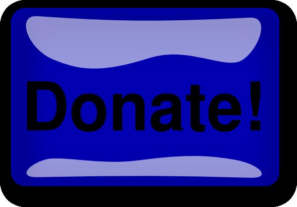 Donate Button Clip Art at Clker.com - vector clip art online, royalty ...