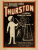 Thurston The Great Magician The Wonder Show Of The Universe. Clip Art
