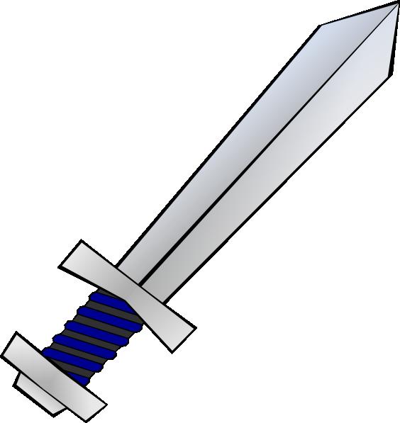 Sword Clip Art At Clker Com Vector Clip Art Online