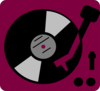 Record Player Clip Art