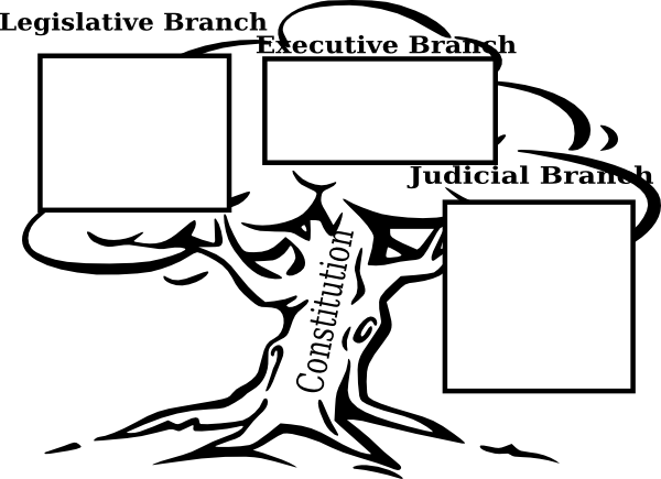 Branches Of Government Clip Art at Clker vector clip art – Three Branches of Government Worksheet