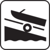 Boat Launch Clip Art