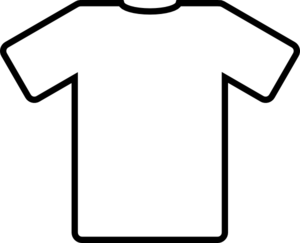 White T Shirt Clip Art at Clker.com - vector clip art ...