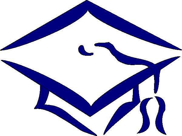 Navy Hat Clipart Graduation Cap Navy Cl...