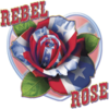 Rebel Rose Clip Art