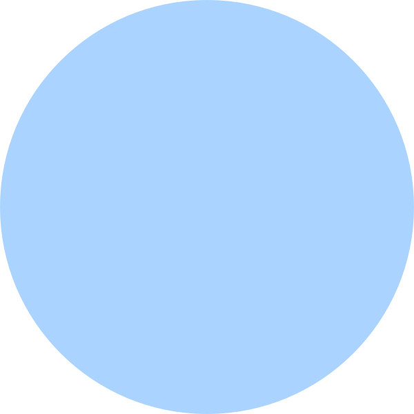 blue circle clip art - photo #7