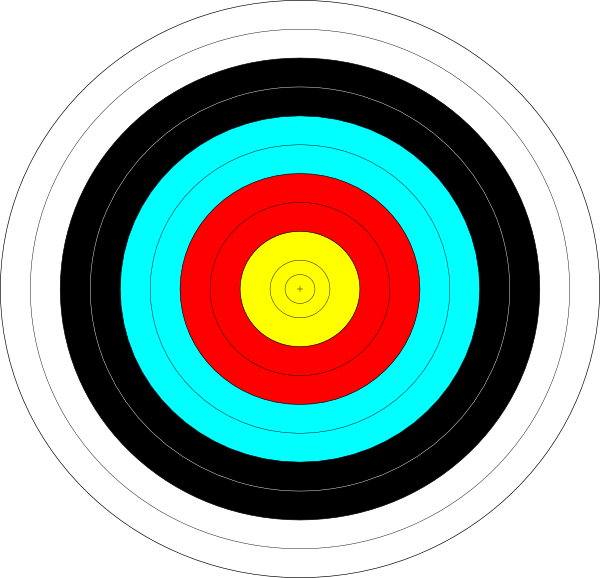 clipart of target - photo #22