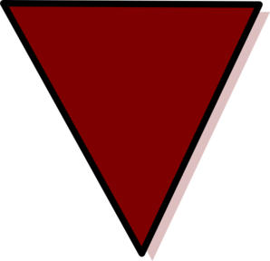 Downredtriangle Clip Art