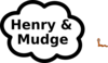 Henry And Mudge Sign Clip Art