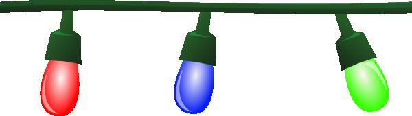 Festive Lights Clip Art at Clker.com - vector clip art online, royalty ...