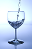 Water Wine Glass Image
