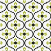 Lime Blossom Fabric Large Image