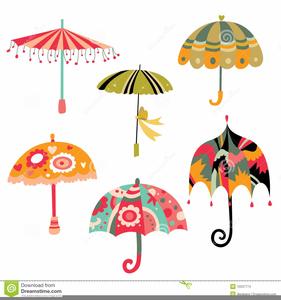 Under Umbrella Clipart