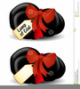 Stocking With Coal Clipart Image