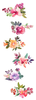 Bunch Of Flowers Clipart Image