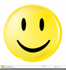 Smiley Face Tongue Out Clipart Image