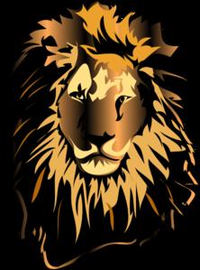 Clip Art Lion Head Clip Art lion head clip art at clker com vector online royalty art
