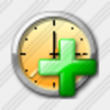 Icon Clock Add 5 Image