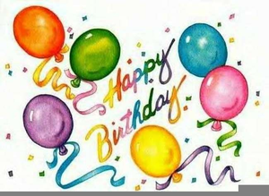 Happy Birthday Clipart Animations Free Images At Clker Com Vector Clip Art Online Royalty Free Public Domain