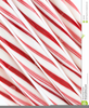 Free Peppermint Stick Clipart Image