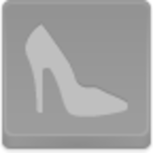 Free Disabled Button Shoe Image