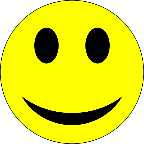 Smiley Face Clip Art Hight | Free Images at Clker.com ...