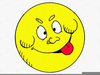 Cartoon Funny Faces Clipart Image