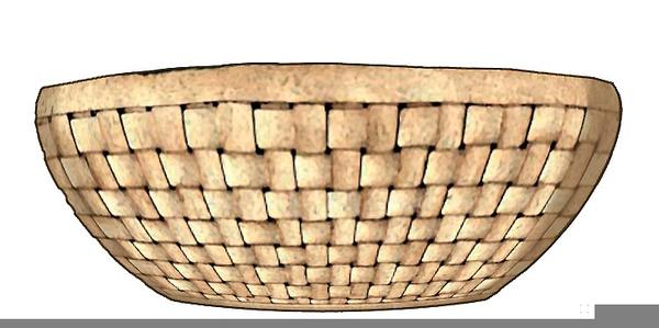 woven basket clipart free images at clker com vector clip art rh clker com basket clip art free basket clipart images