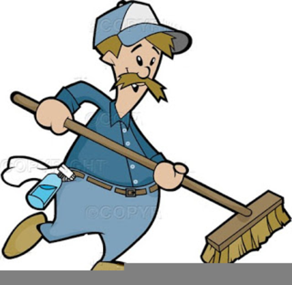 animated janitor clipart free images at clker com vector clip rh clker com
