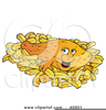 Bbq Wings Clipart Free Image