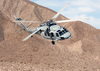 Sh-60s Makes A Low Pass In The Southern California Desert During Routine Training Operations Image