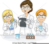 Science Experiment Clipart Image