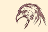 Eagle Head By Crippler Struggler Image