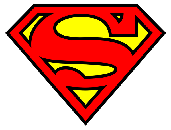 superman logo free images at clker com vector clip art online rh clker com superman logo alphabet generator superman logo alphabet generator