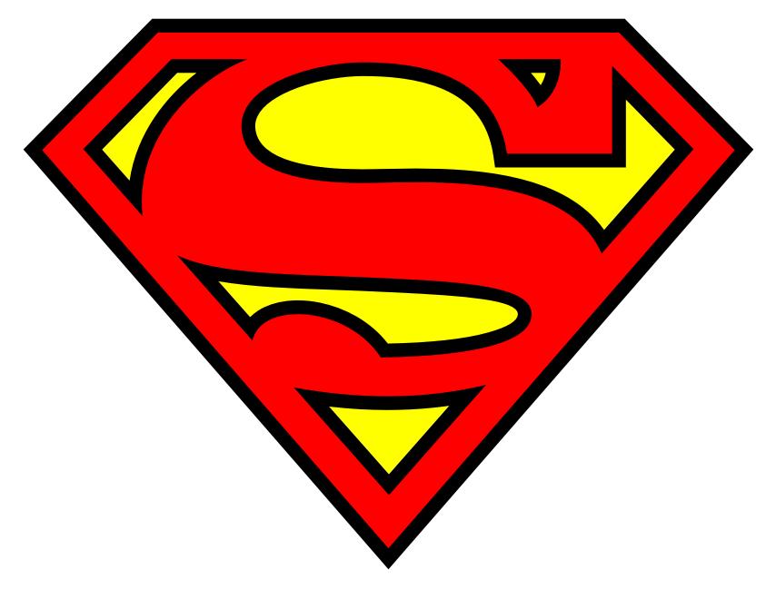 Superman Logo Free Images At Clkercom Vector Clip Art Online