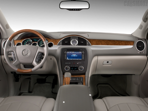 Buick Enclave From Interior View Picture Image