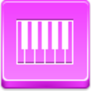 Free Pink Button Piano Image