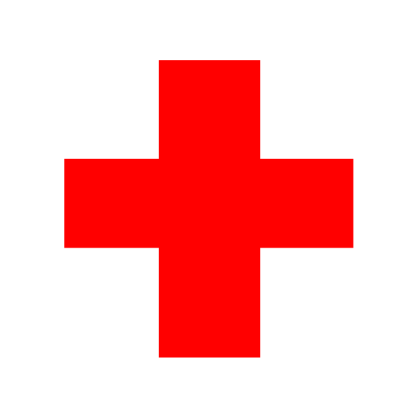 Red Cross Circle Clip Art at Clker.com - vector clip art ...