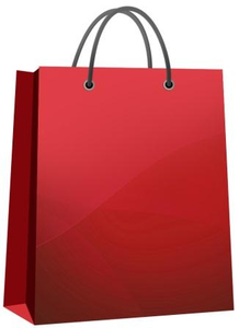 Shopping Bag | Free Images at Clker.com - vector clip art online ...