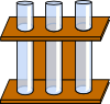 Test Tubes Holder Clip Art