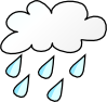 Rainy Weather Clip Art