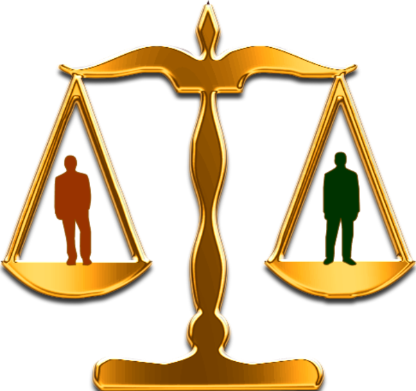 legal scales clipart - photo #4