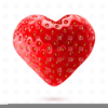 Free Heart Clipart Vector Image