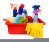 Residential Cleaning Supplies Image