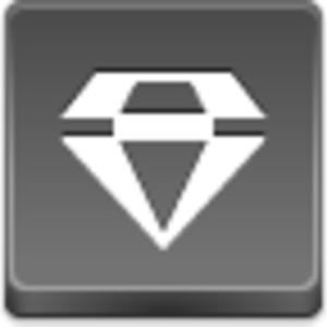 Free Grey Button Icons Crystal Image