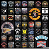 Outlaw Bikers Patches Image