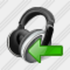 Icon Ear Phone Import Image