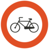 Cycle Route Ahead Clip Art