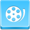 Free Blue Button Icons Multimedia Image